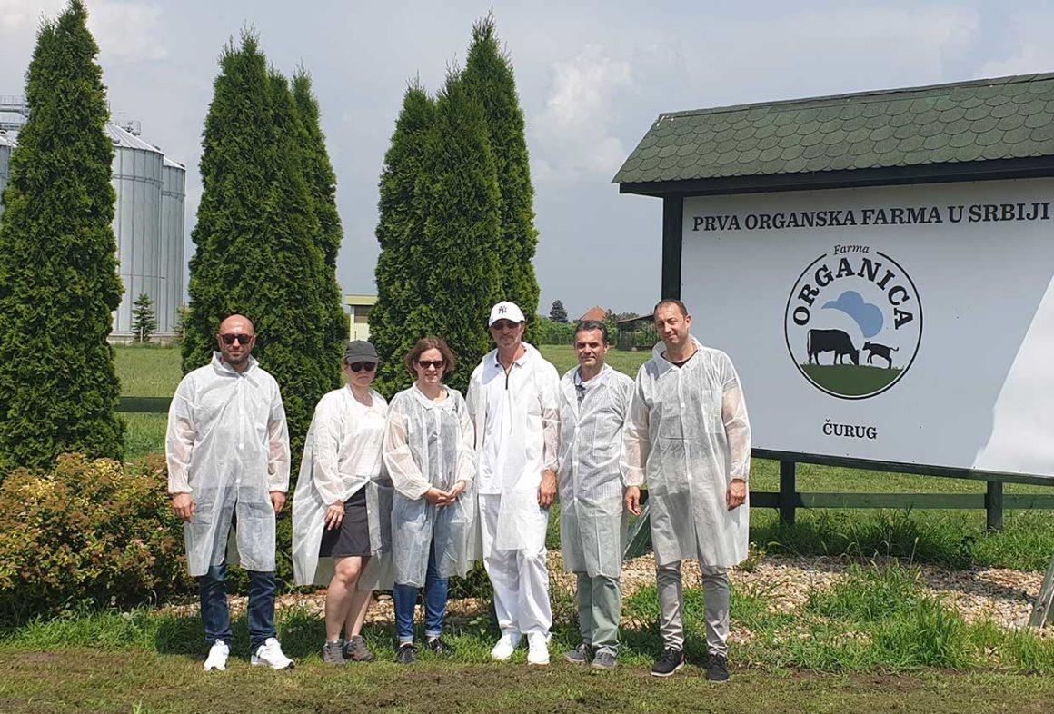Poseta tima Nemačke Biogas Asocijacije Udruženju Biogas