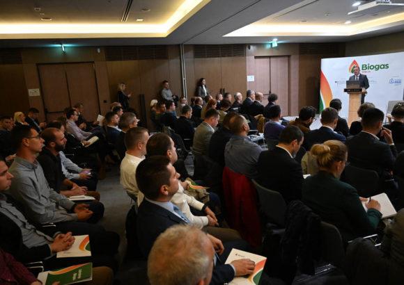 Panel-Konferenz des Verbandes Biogas 2019