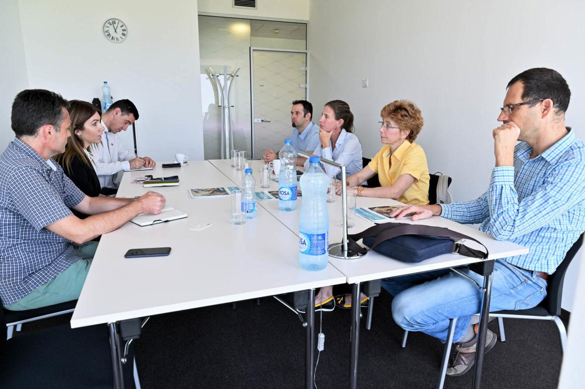 Sastanak sa UNDP timom