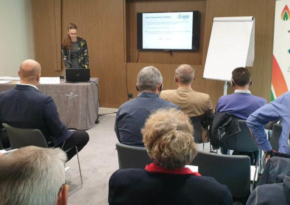 Sicherheitstraining in Biogasanlagen – Oktober 2019.