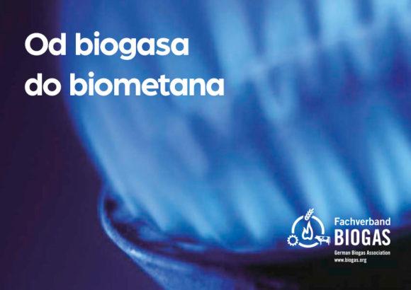 """Elektronska verzija brošure """"Od biogasa do biometana"""""""