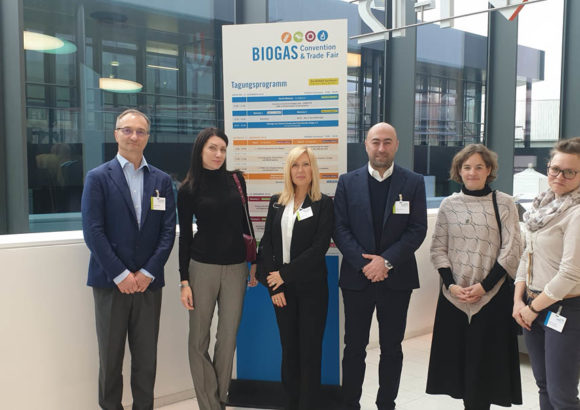 Delegacija Udruženja Biogas na Biogas konvenciji u Nirnbergu