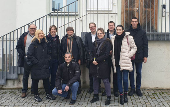 A tour of representative biogas plants in Germany
