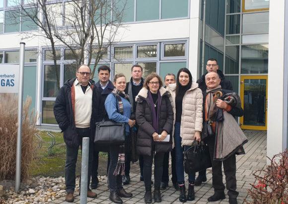 Udruženje Biogas u poseti partnerskoj organizaciji Fachverband Biogas e.V.