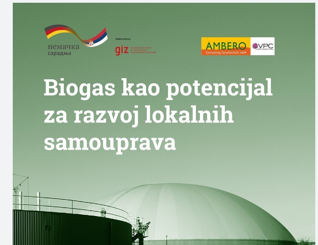 "Manual ""Biogas as a potential for local government development"""